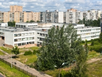 neighbour house: avenue. Mira, house 18Б. school
