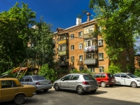neighbour house: st. Shkolnaya, house 1А. Apartment house