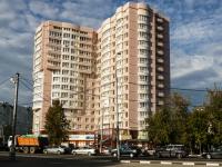 ,  , house 15/1. 公寓楼