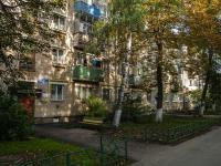 улица Мостотреста, дом 9. многоквартирный дом