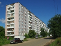 Elektrostal, Pervomayskaya st, house 08. Apartment house