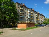 Elektrostal, Pervomayskaya st, house 12. Apartment house