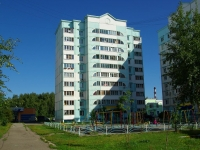 Elektrostal, Vtorov st, house 6. Apartment house