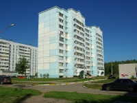 Elektrostal, Vtorov st, house 8. Apartment house