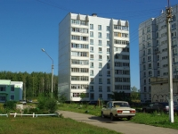 Elektrostal, Vtorov st, house 10. Apartment house