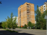 Elektrostal, Lenin avenue, house 01. Apartment house