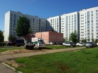 Elektrostal, Lenin avenue, house 03. Apartment house