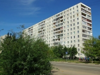 Elektrostal, Lenin avenue, house 3. Apartment house