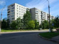 Elektrostal, Lenin avenue, house 5. Apartment house