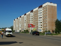 Elektrostal, Lenin avenue, house 07. Apartment house