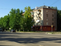Elektrostal, Lenin avenue, house 8. Apartment house