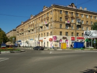 Elektrostal, Lenin avenue, house 30. Apartment house
