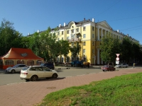 Elektrostal, Lenin avenue, house 36. Apartment house