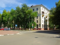Elektrostal, Lenin avenue, house 37. Apartment house