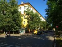 Elektrostal, Lenin avenue, house 38. Apartment house