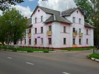 Elektrostal, Sovetskaya st, house 4. Apartment house