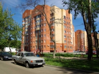 Elektrostal, Sovetskaya st, house 17А. Apartment house