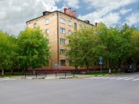 Elektrostal, Sovetskaya st, house 24. Apartment house