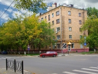 Elektrostal, Sovetskaya st, house 26. Apartment house