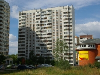 Elektrostal, Noginskoe road, house 16. Apartment house
