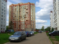 Elektrostal, Noginskoe road, house 22. Apartment house