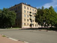 Elektrostal, Pushkin st, house 2. Apartment house