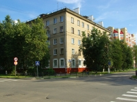 Elektrostal, Pushkin st, house 22. Apartment house