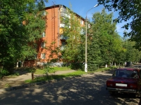 Elektrostal, Pushkin st, house 27. Apartment house