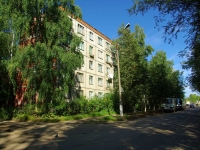 Elektrostal, Pushkin st, house 31. Apartment house