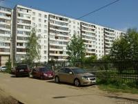 Электросталь, улица Журавлева, дом 11 к.1. многоквартирный дом