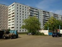 Elektrostal, Zhuravlev st, house 11 к.2. Apartment house