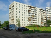 Elektrostal, Zhuravlev st, house 15. Apartment house