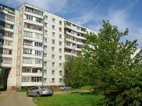 Elektrostal, Zhuravlev st, house 19 к.1. Apartment house