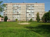 Elektrostal, Zapadnaya st, house 3А. Apartment house