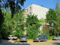 Elektrostal, Zapadnaya st, house 4А. Apartment house