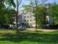 Elektrostal, Zapadnaya st, house 9. Apartment house