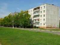 Elektrostal, Zapadnaya st, house 12. Apartment house