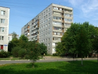 Elektrostal, Zapadnaya st, house 14. Apartment house