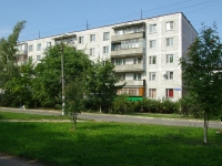 Elektrostal, Zapadnaya st, house 16. Apartment house