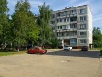 Elektrostal, Zapadnaya st, house 25. Apartment house