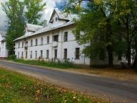 Elektrostal, Raskovoy st, house 3. Apartment house