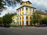 Elektrostal, Chernyshevsky st, house 1. governing bodies