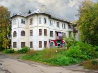 Elektrostal, Chernyshevsky st, house 20. Apartment house