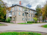Elektrostal, Chernyshevsky st, house 36. Apartment house