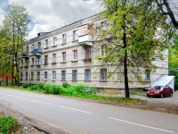 Elektrostal, Chernyshevsky st, house 47. Apartment house