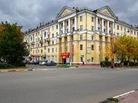 Elektrostal, Nikolaev st, house 1. Apartment house