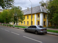 Elektrostal, Nikolaev st, house 2. Apartment house