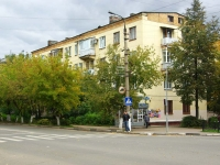 Elektrostal, Nikolaev st, house 21. Apartment house