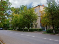 Elektrostal, Nikolaev st, house 27. Apartment house