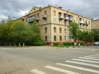 Elektrostal, Nikolaev st, house 29. Apartment house